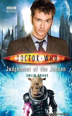 Doctor Who Judgement of the Judoon Colin Brake Paperback New Book Free UK Delive