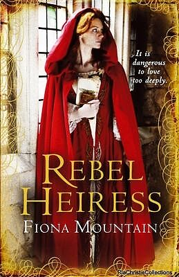 Rebel Heiress Fiona Mountain New Paperback Free UK Post