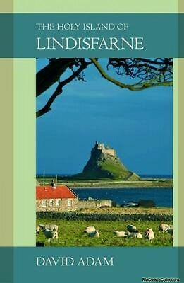 The Holy Island of Lindisfarne David Adam Paperback New Book Free UK Delivery
