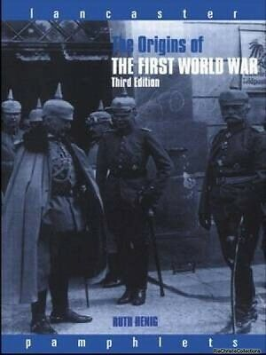 the origins of the first world The genocide of the armenian people in turkey during the first world war con- stitutes one of the most shocking and horrifying single episodes of that war, and.