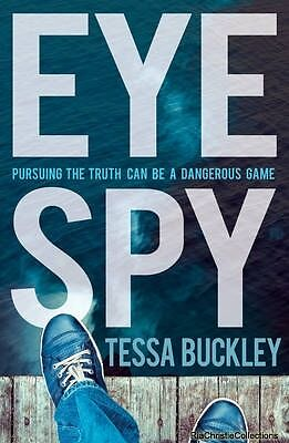 Eye Spy Tessa Buckley Paperback New Book Free UK Delivery