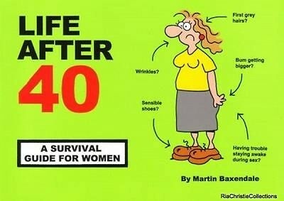 Life After 40 9780953930371 Martin Baxendale Paperback New Book Free UK Delivery