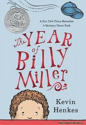 The Year of Billy Miller Kevin Henkes Kevin Henkes New Paperback Free UK Post