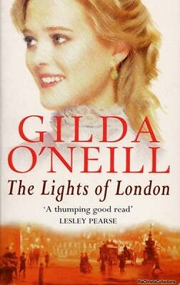 Lights of London Gilda ONeill New Paperback Free UK Post
