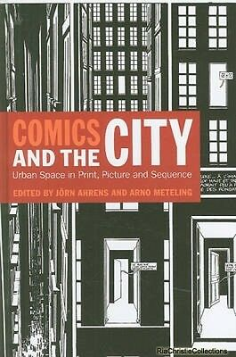 Comics and the City Jorn Ahrens