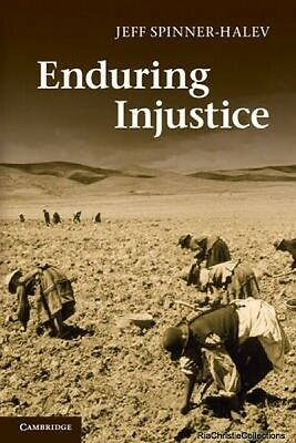 Enduring Injustice Jeff Spinner-Halev New Paperback Free UK Post