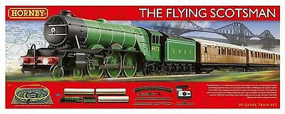 Hornby Oo R1167 Train Set Flying Scotsman Hrr1167