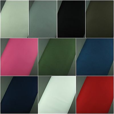 100% Pure Cotton CANVAS Fabric Heavy Weight 150cm Wide Per Metre High Quality
