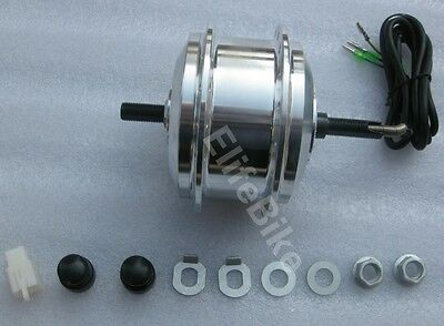 350W M100 Front Electric Bicycle Bike eBike brushless gear Motor