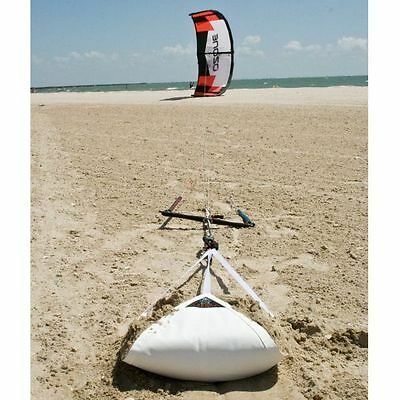 PKS Self Launch Sand Anchor Kite Kitesurf Kiteboarding