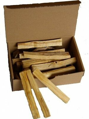 Holy Wood Sticks Palo Santo from Native Spirit Bursera Graveolens 12 Pieces from