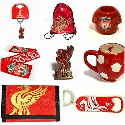 Liverpool Fc - Official Club Merchandise Souvenirs Football Present Gift