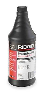 RIDGID 30693 Coolant, 1 qt, Squeeze Bottle