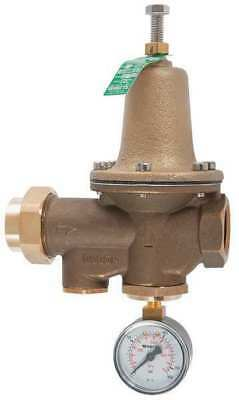 Water Pressure Reducing Valve,50 psi WATTS 3/4 LF25AUB-GG-Z3