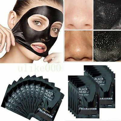 Nose Blackhead Pore Spots Cleansing Cleaner&Mineral Mud Removal Membranes Strips