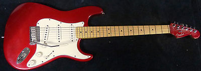 1995 Limited Edition Fender Straocaster W/Matching headstock