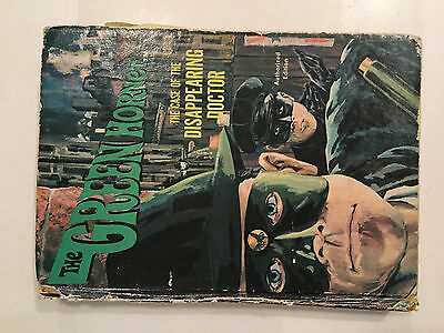 The GREEN HORNET The case Of The Disappearing Doctor 1966 Vintage