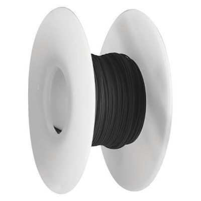 OK INDUSTRIES R30BLK-0100 Wire Wrapping Wire, 30 AWG, Black, 100 Ft.