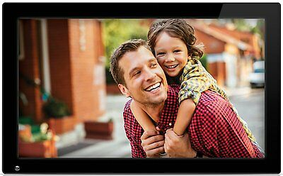 NIX 18.5 inch Hi-Res Digital Photo Frame with Motion Sensor, 4GB USB