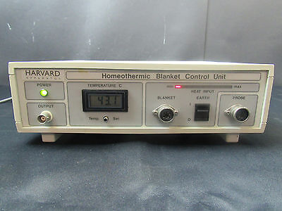 Harvard Apparatus, Homeothermic Blanket Control Unit 50-7053F