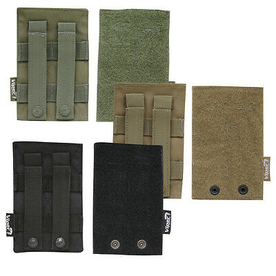 Viper Modular Adjustable Molle Velcro Admin ID Patch Flash Panel Airsoft Army