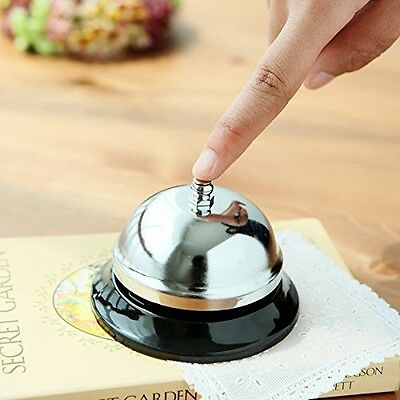 Call Bell Desk Kitchen Restaurant Hotel Counter Reception Bar Ring for Service