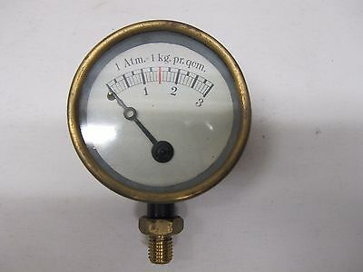 uraltes MANOMETER