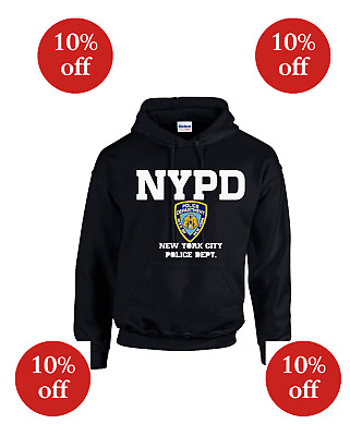 Brand New 2017  INSPIRED NYPD MENS HOODIES