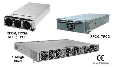 Unipower TPCMR1U3-A Front End 4080 W Power Supply System 1U Rack 001-5149-0000