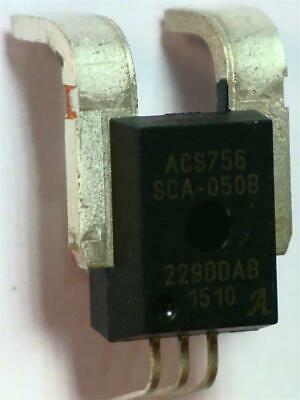 Allegro Microsystems ACS756SCA-050B-PFF-T ±50A Hall Effect Current Sensor