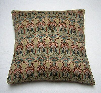 Liberty of London Fabric Cushion Covers  'Ianthe' Bronze