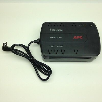 APC BACK-UPS ES 550 BE550G -No Battery