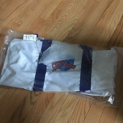 "$38 New In Package Planet Hollywood Duffle 24"" Gym Bag Luggage"
