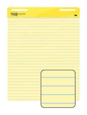 Easel Pad, Yellow ,Post-It, 561