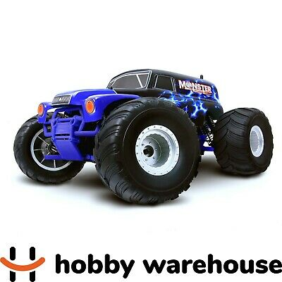 HSP RC Monster Truck Special Edition Blue 2.4GHz Electric 4WD Off Road RTR