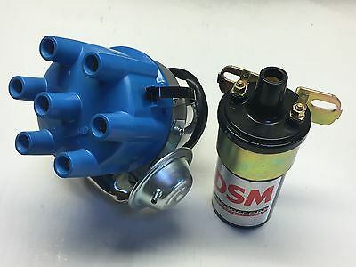 Chrysler Valiant Slant 6 Electronic Distributor Kit Complete Coil
