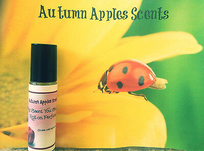 CANDY YUMMY SCENTS - YOU CHOOSE - ROLL ON PERFUME 1/3 oz 10ml - Kids love them!
