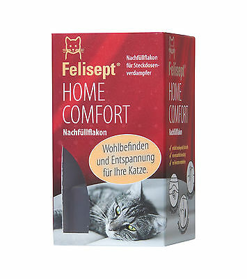 2 x Felisept Home Comfort Refill Refill Flask 30ml - Stress Scratch etc