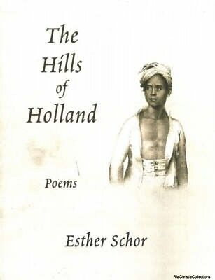 The Hills of Holland Esther Schor New Paperback Free UK Post