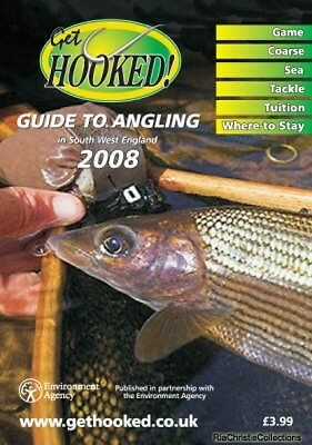 Get Hooked Guide to Angling in South West England Graham Sleeman Paperback New B