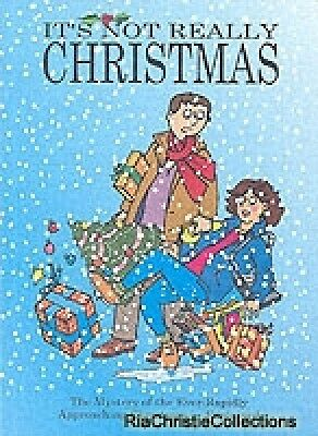 Its Not Really Christmas John Donnelly Paperback New Book Free UK Delivery