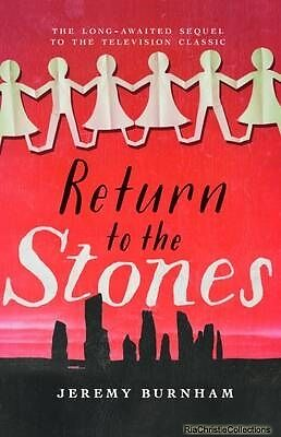 Return to the Stones Jeremy Burnham Paperback New Book Free UK Delivery