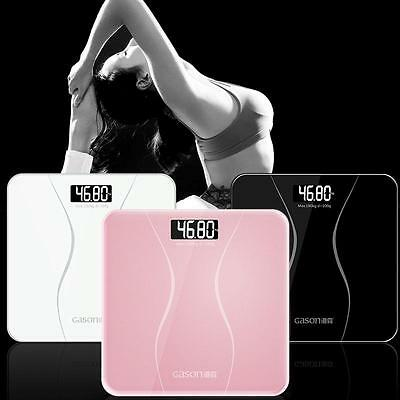 Portable Smart Electronic Digital Weight Scales Bathroom Floor Body Bariatric