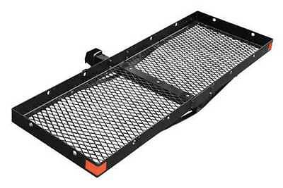 REESE 1042000 Hitch Mounted Cargo Tray, 500 lb, 60 In