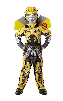 Bumblebee Transformers Costume Child - Size S