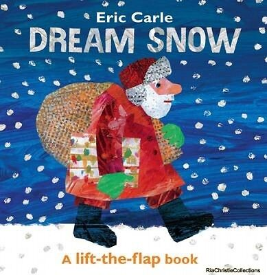 Dream Snow Eric Carle Board book New Book Free UK Delivery