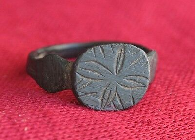 Antique Old RING Jewellery Poland russian medieval jewelery ?