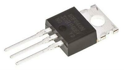 4 x Infineon IRF640NPBF N-channel MOSFET Transistor 18A 200V  3-Pin TO-220AB