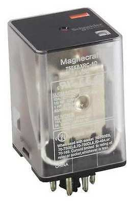 Plug In Relay, Magnecraft, 750XBXRC-240A