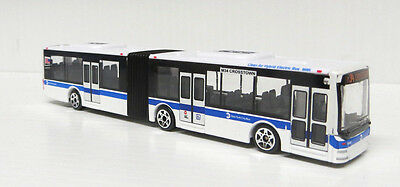 "New York City MTA Articulated Plastic 6"" Bus"